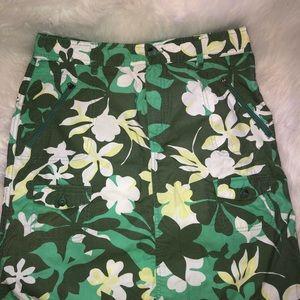 Columbia Sportswear Bermuda Skirt Size 12